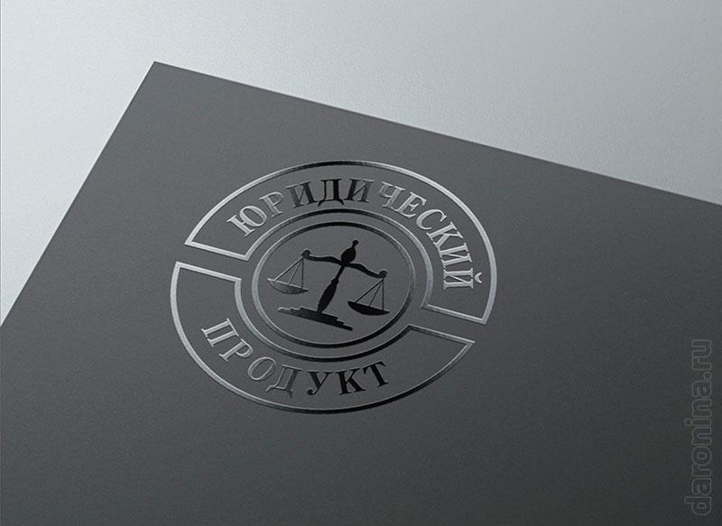 Разработка логотипа Юридический продукт