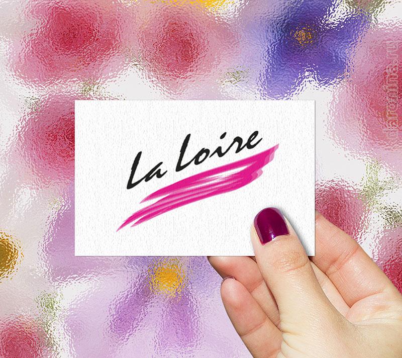 Разработка логотипа La Loire