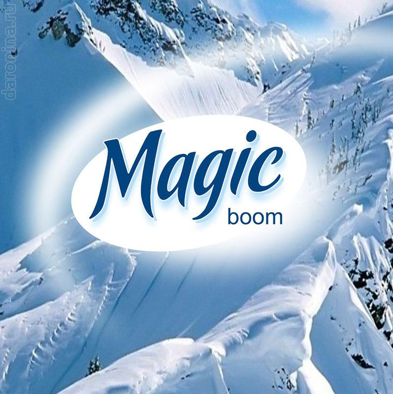 Разработка логотипа Магик