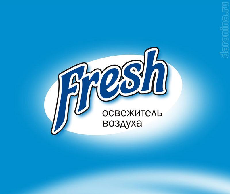 Логотип Фрэш