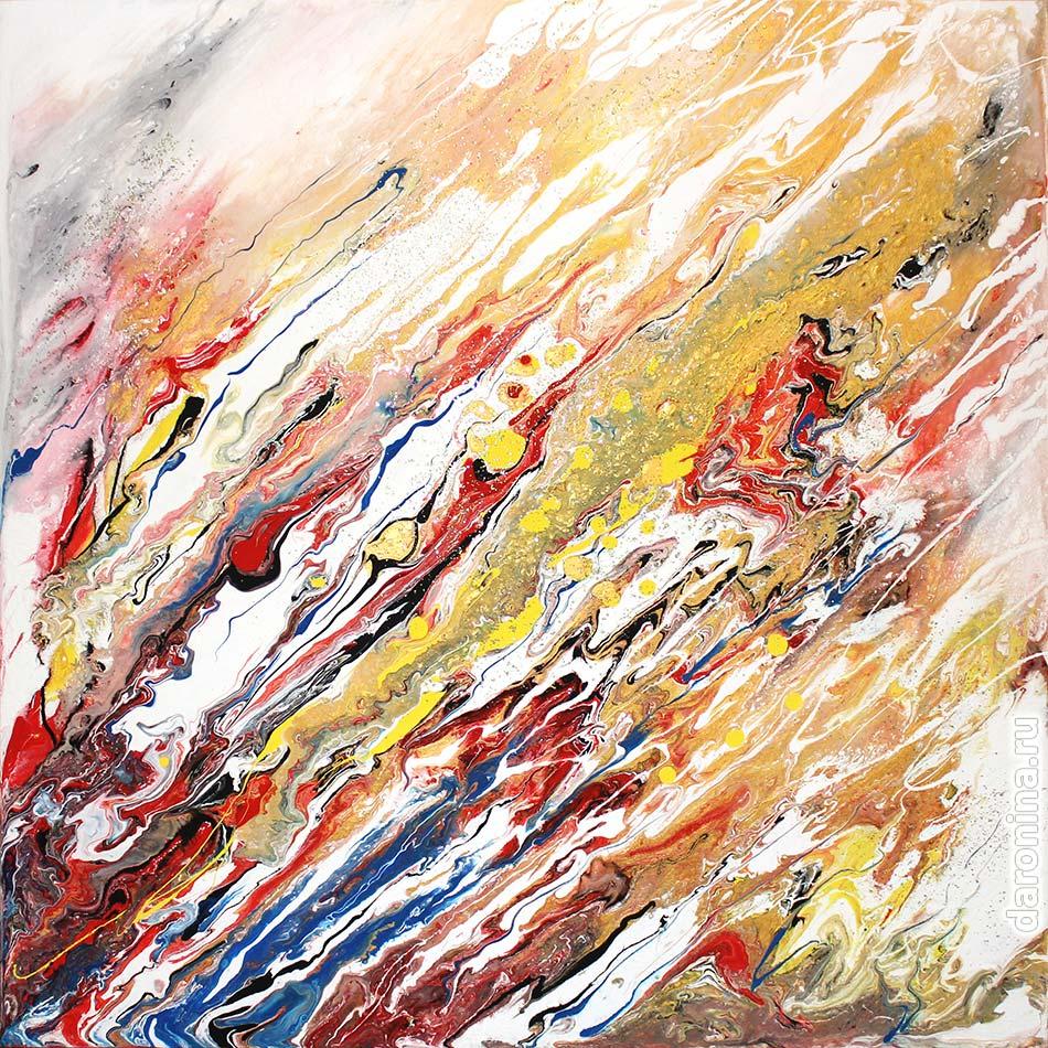 Картина Ирины Дарониной