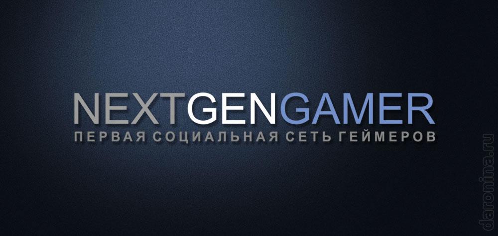 Разработка логотипа для социальной сети