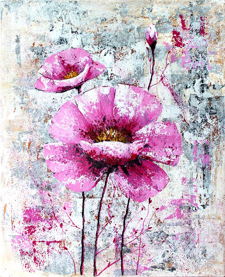 Картина «Аленький цветочек»