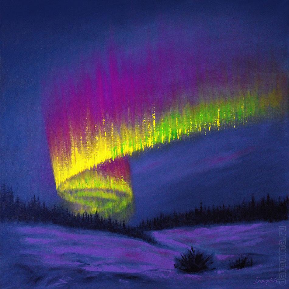 Картина «Музыка природы»