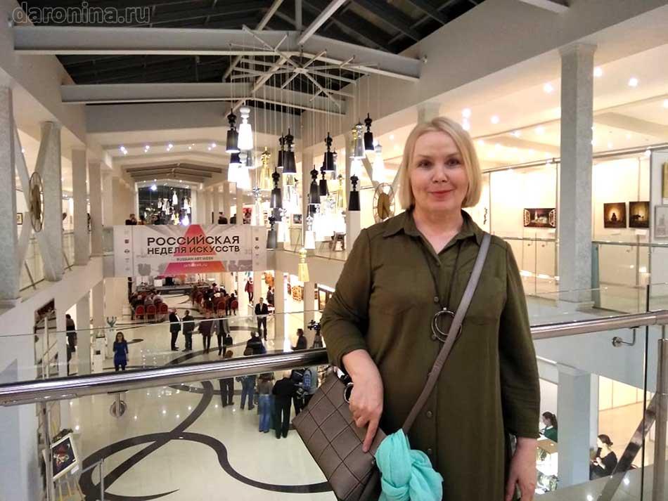 Даронина Ирина, Неделя Искусств 2018